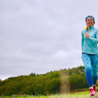 Malin Lundskog, löpning, stresshantering, föreläsning