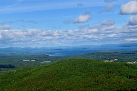 Granberget utsikt