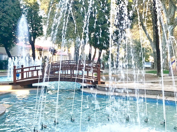 fontän Istanbul