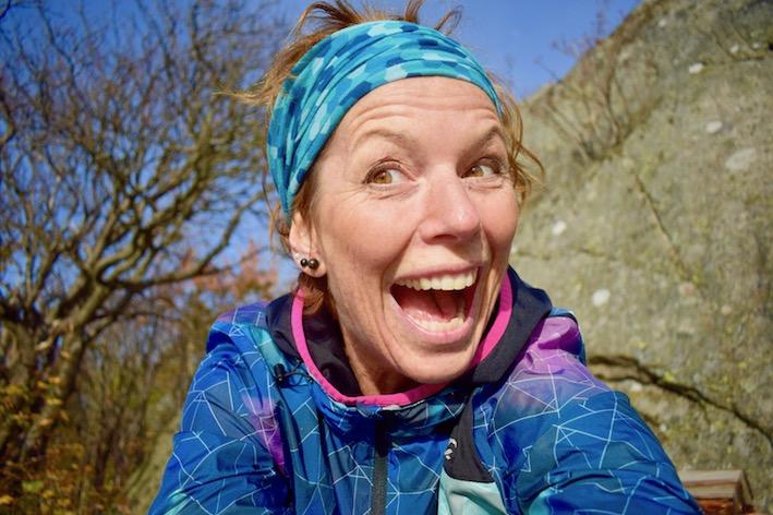 Malin Lundskog, Glädjens betydelse för hälsan 2020, glädje