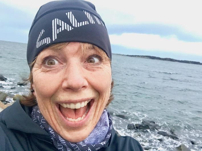 klä dig rätt för löpning, löparkläder, Malin Lundskog, Salming conceptstore