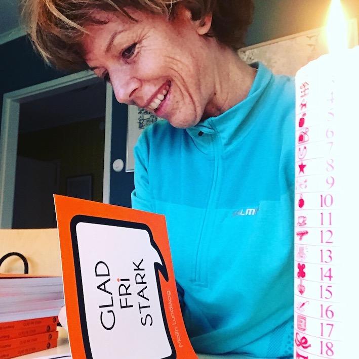 författare, Malin Lundskog, Glad fri stark, bokrelease, boksignering