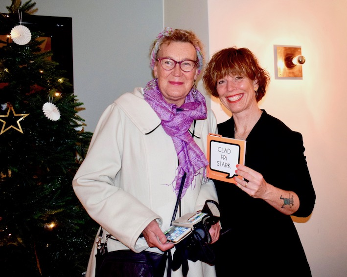 författare, Malin Lundskog, bokrelease, Glad fri stark