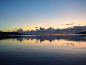 havet, god jul, lugn och ro, stillhet, Malin Lundskog, Hälsa mera, måste jag hitta min passion
