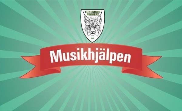 Musikhjälpen Lonesome Runners Malin Lundskog Hälsa mera