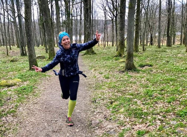 löparglädje, löpning, Hälsamera