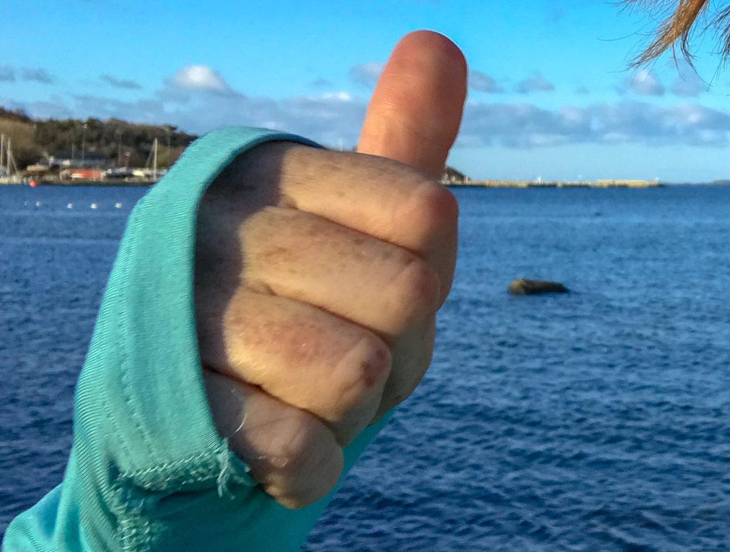 tummen upp, hållbar hälsa, Malin Lundskog, Hälsa mera