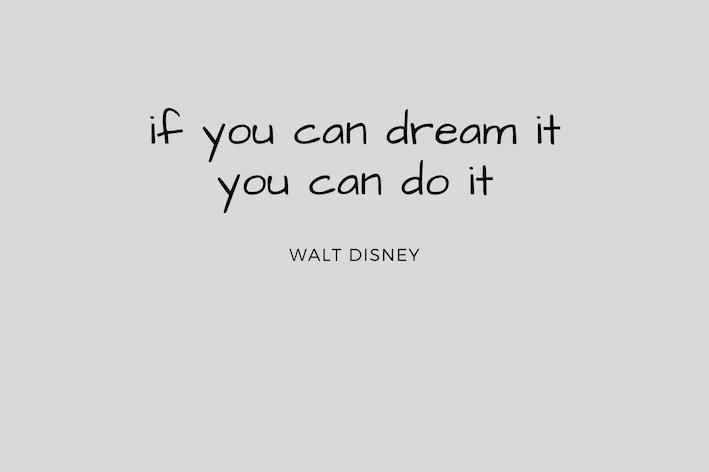 citat, Walt Disney, mindset, Hälsa mera, Malin Lundskog
