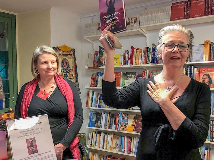 Ordberoende förlag, Fira dina framgångar, Anna Åberg, författare