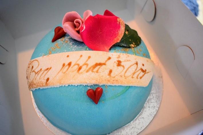 tårta, bröllopsdag, Brödhuset