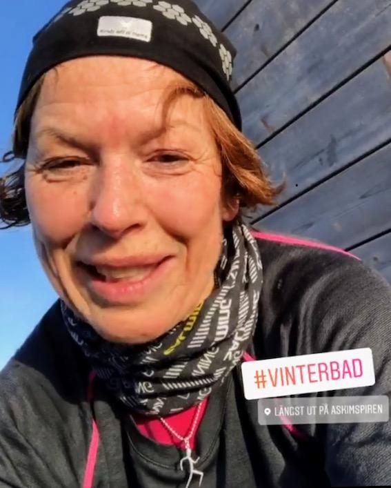 vinterbad, naturen, hälsa, Hälsa mera, Malin Lundskog