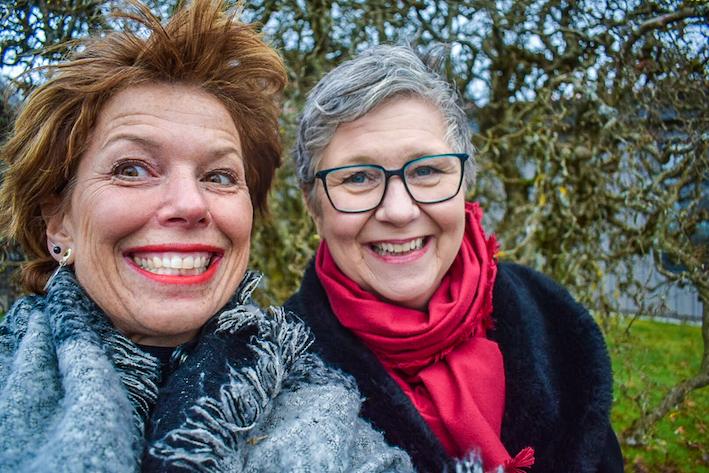 Hälsa för entreprenörer, Anna Åberg, Malin Lundskog