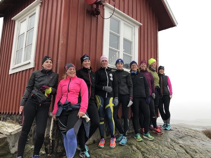 lyft blicken för löparglädjen, löparglädje, Vrångö, löpcoach, Malin Lundskog