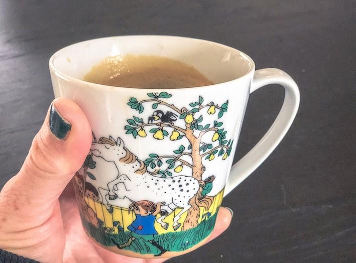 dagens intention, Malin Lundskog, intentioner till kaffet