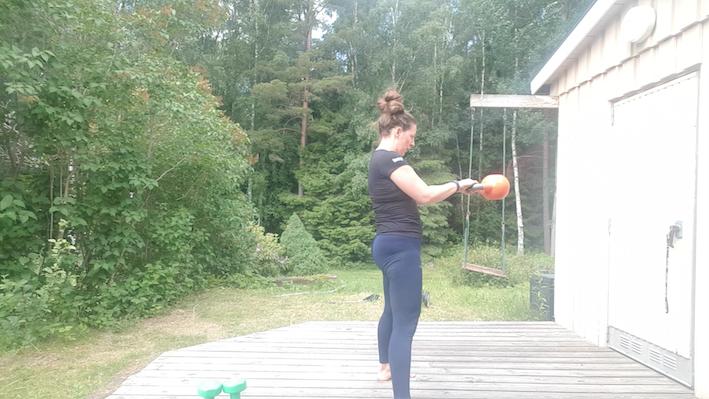 gästbloggare om träning, Maria Lavestedt Segeblad, träning,