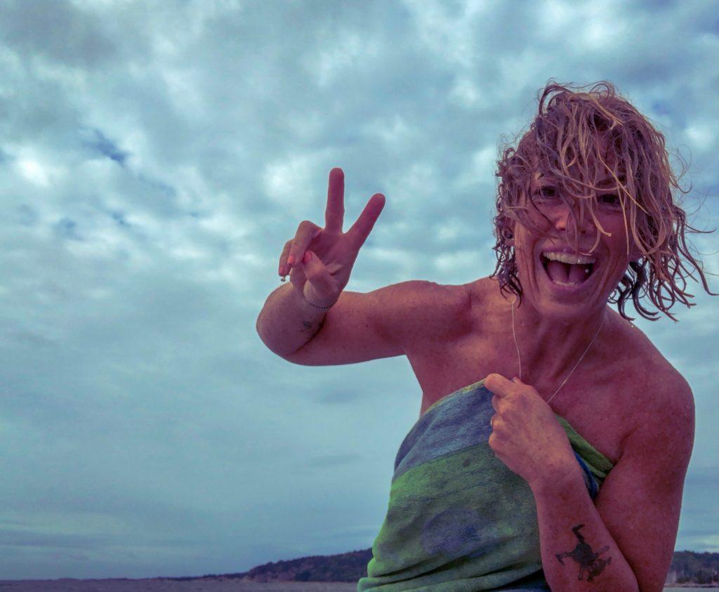 ta glädjen på allvar, Malin Lundskog, hälsa, blogg, utonjut, mindset
