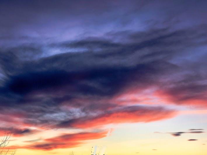 den röda tråden, himmel, hälsa, Malin Lundskog