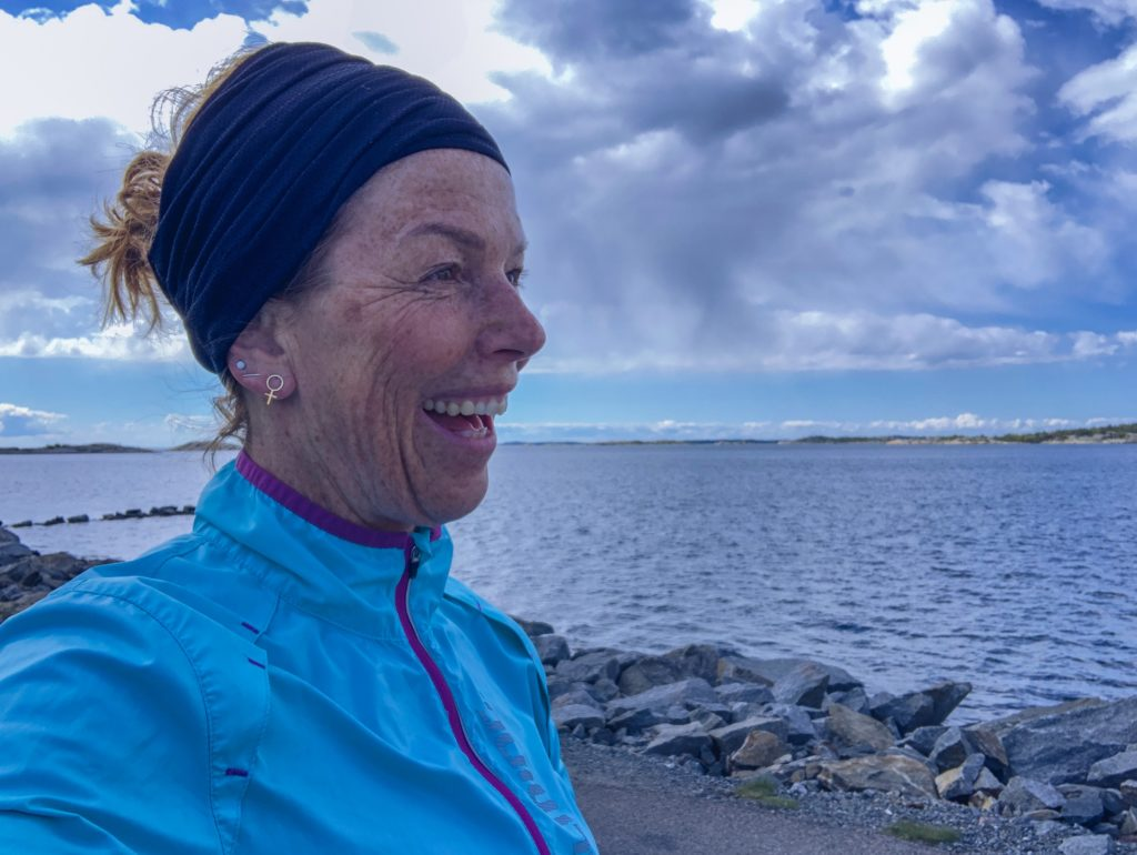 frihet har med hälsa att göra, Malin Lundskog, löparglädje