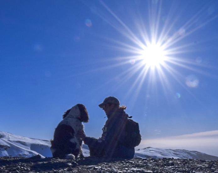 frihet, utsikt, skibum, Sierra Nevada, hälsa, Malin Lundskog