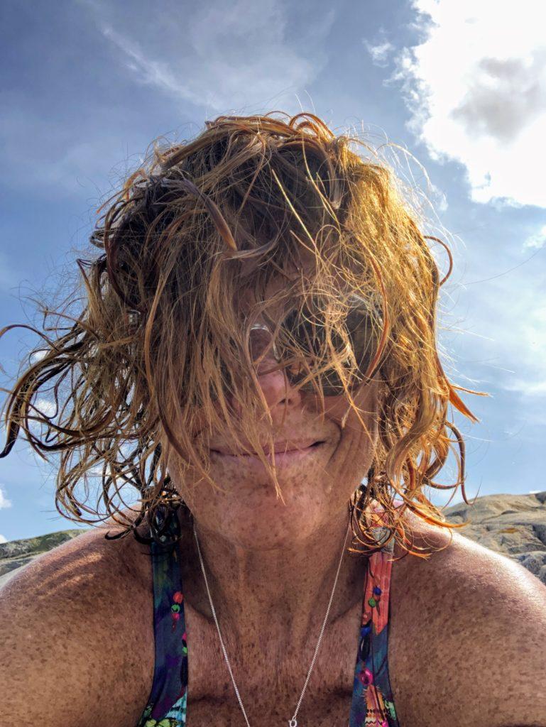 bada, havet, salta bad, sommar, Malin Lundskog