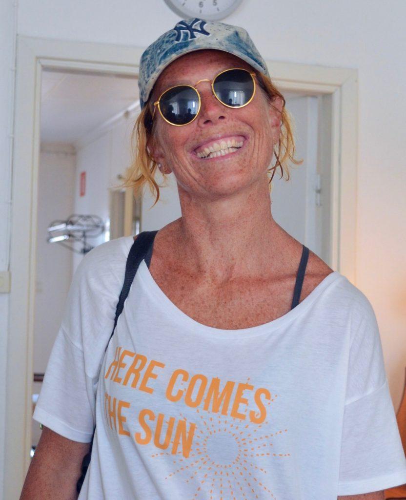 Det hälsosamma med att vara glad och hur du blir det, Malin Lundskog, here comes the sun
