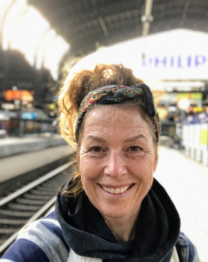 hållbart resande, hållbar hälsa, Malin Lundskog