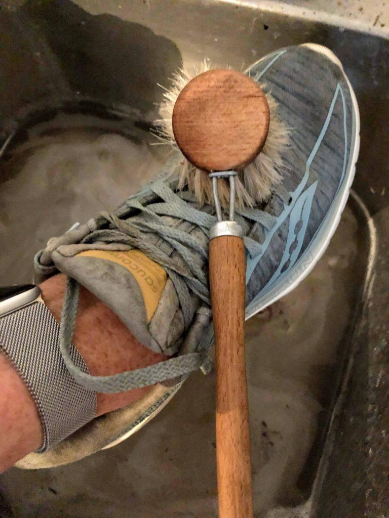 Tips på hur du gör rent dina löparskor så att de håller, hållbarhet, löpning