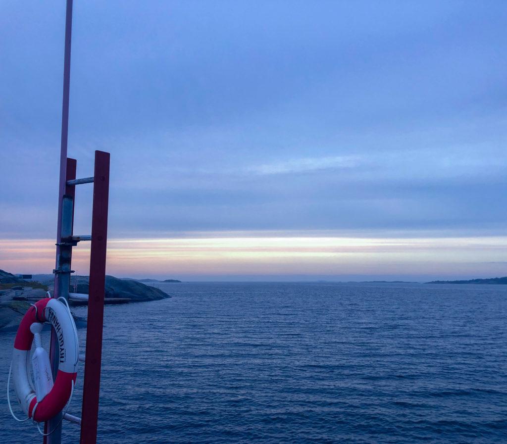 5 saker på min önskelista, havet, Malin Lundskog, natur, utsikt, Göteborg