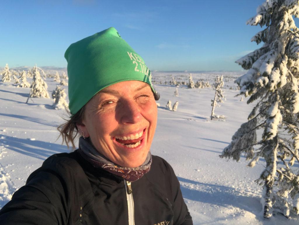 glädje, Malin Lundskog, snö, vinter, 2020, hälsa