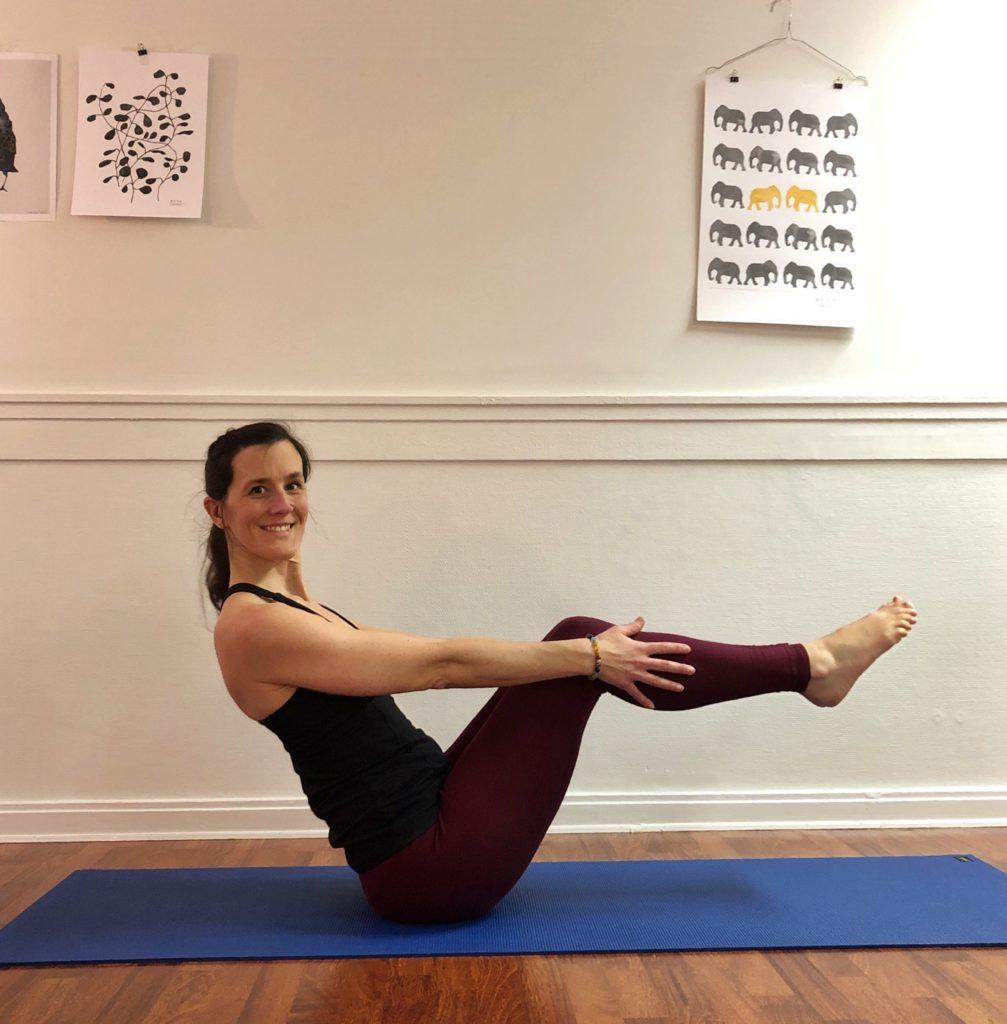 Till dig som inte tror att yoga är något för dig, båten, träning, hälsa, gästbloggare