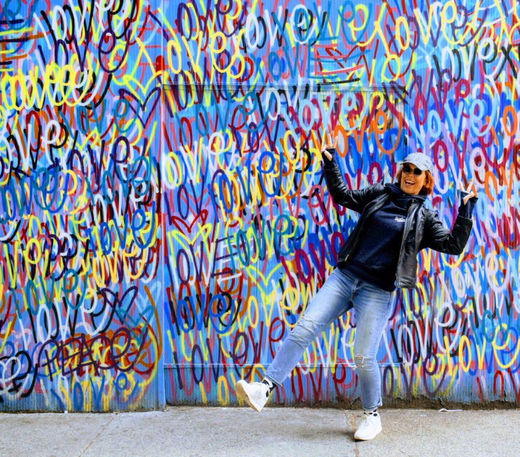 till alla mina vänner som påverkas av corona, love, mindset, Malin Lundskog, New York