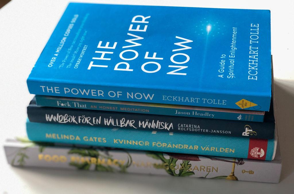 Böcker om hållbarhet och hälsa ger hopp under corona