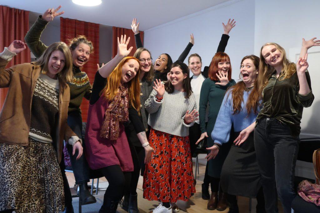 Jag är en av alla kvinnor som vill förbättra världen, Sustainable Influencers, Malin Lundskog, hållbar