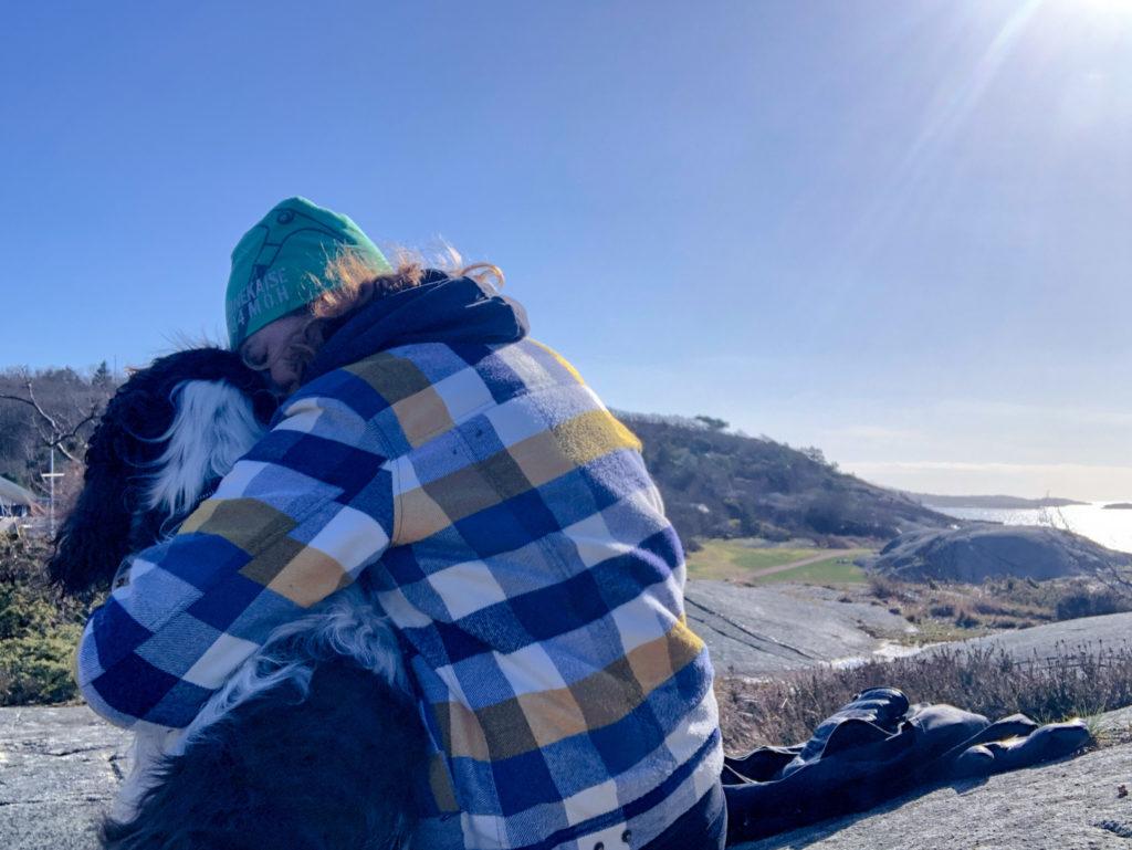 vi umgås som aldrig förr, hälsa, havet, Göteborg, online, Malin Lundskog