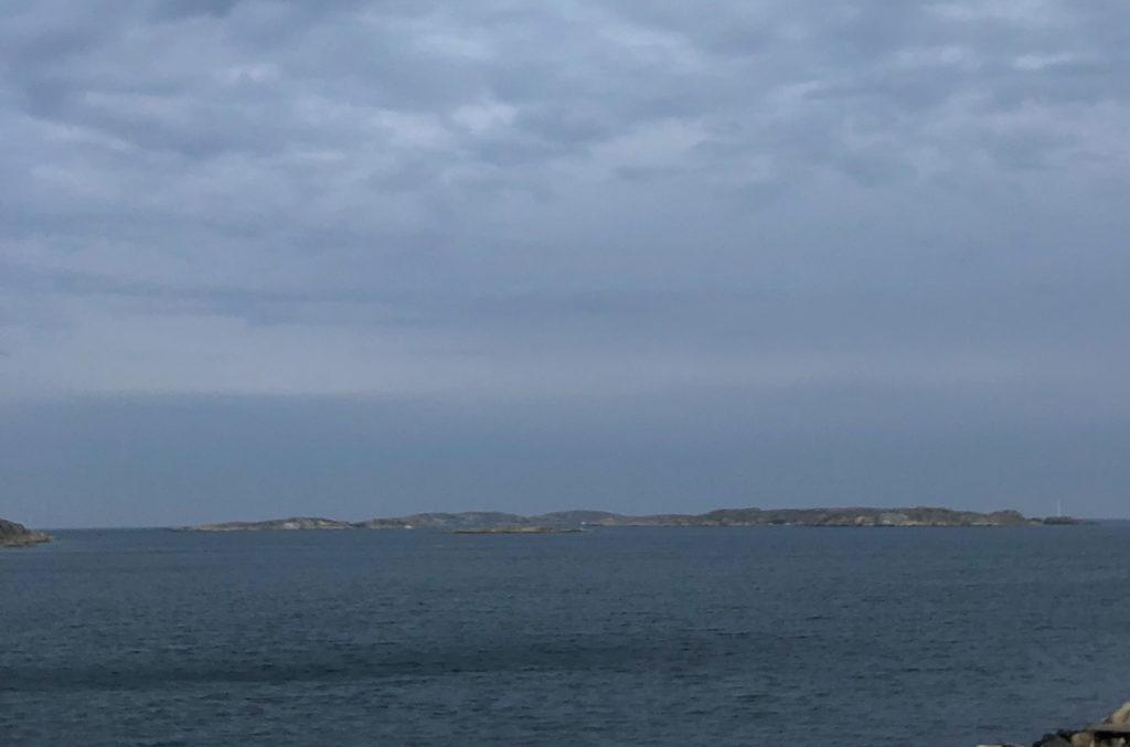coronamilen, utsikt, hav, Västkusten, Malin Lundskog, löpning