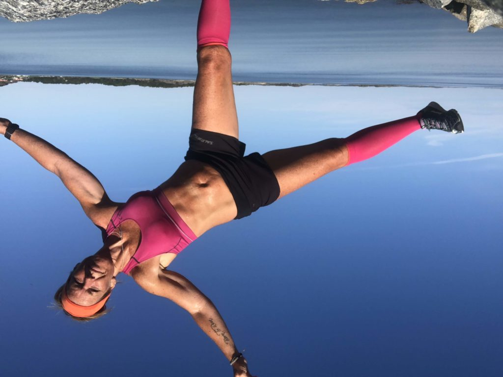 Våra bröstvårtors synlighet är en fråga i det fördolda, löparglädje, stjärna, Malin Lundskog, hälsa, löpning, sport-bh