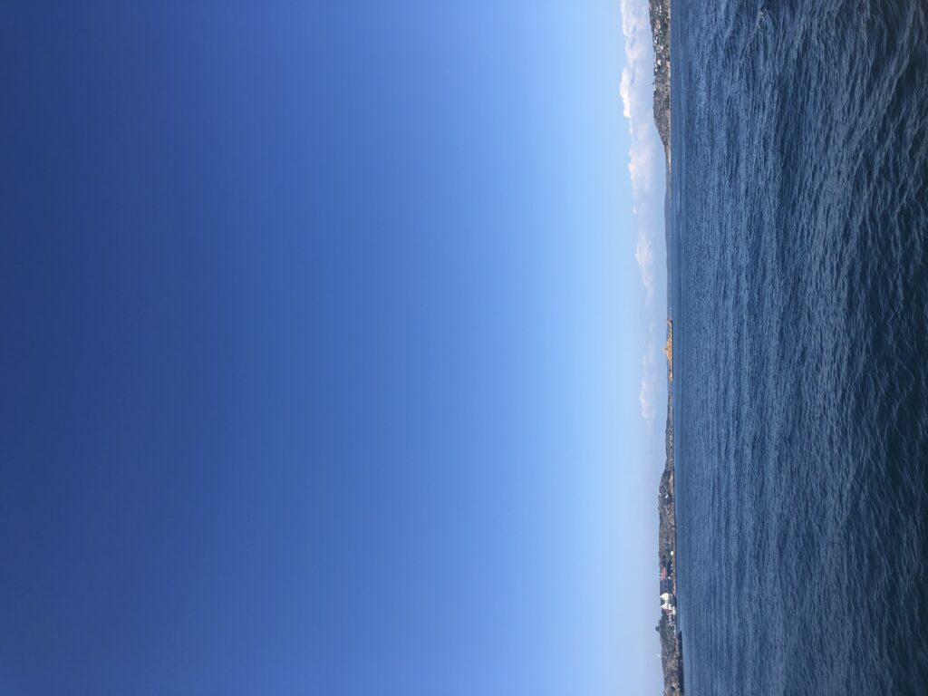 öckeröfärjan, västkusten, Bohuslän, sommar, havet,