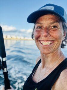 Malin Lundskog, fiskelycka
