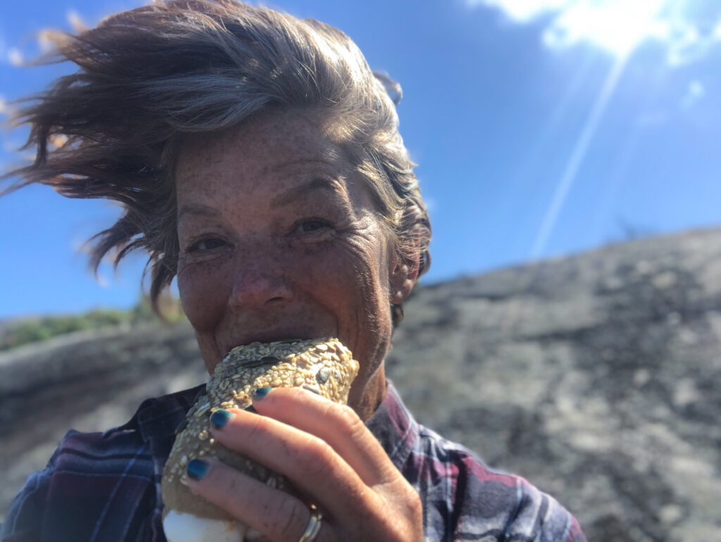 Skärgårdsleden är ett hett hemestertips, äggmacka, Malin Lundskog