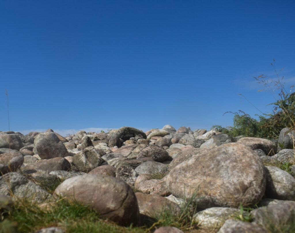 stenar, Skärgårdsleden, Öckerö, rullstensås