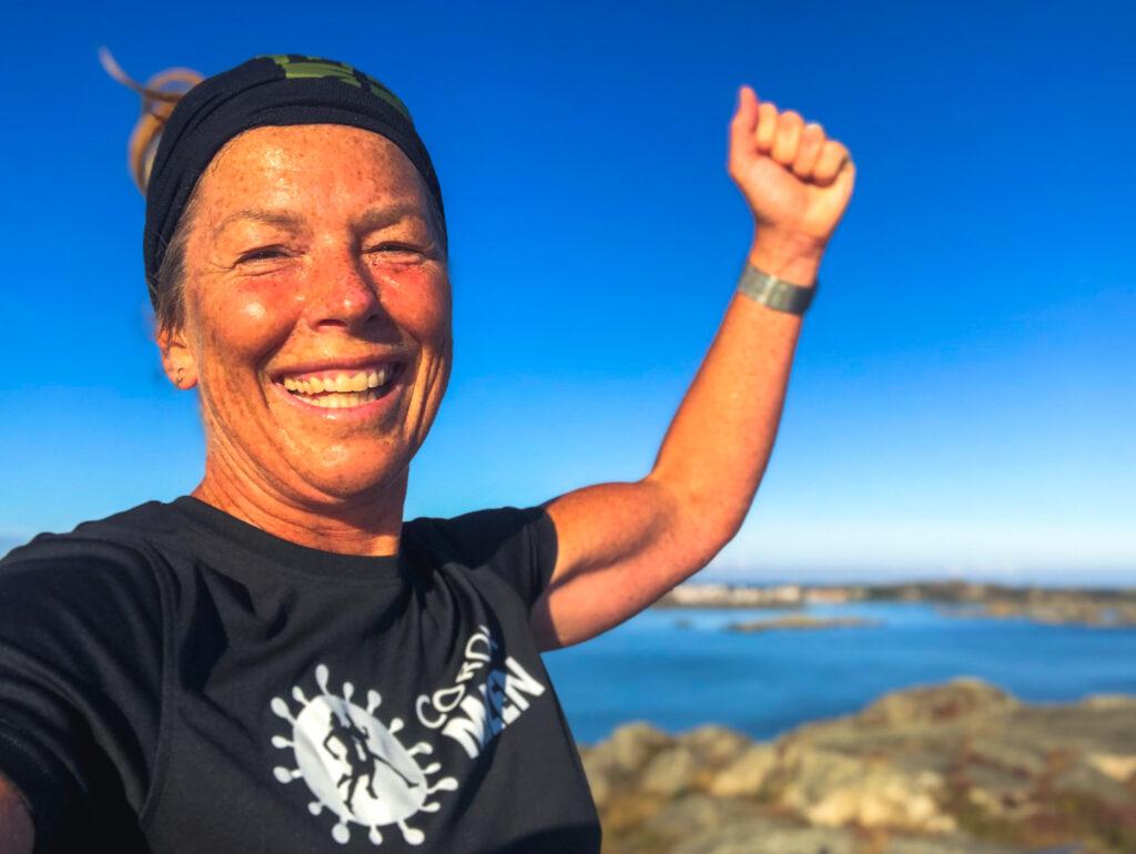 få goda vanor, löpning, löpning, träning, Malin Lundskog, löparglädje, hälsa, mindset