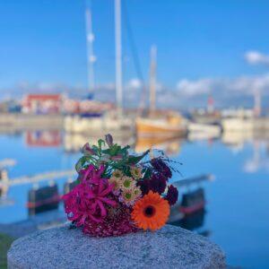 tacksamheten är en av mina favoritkänslor, Malin Lundskog, Knippla, glad fri stark