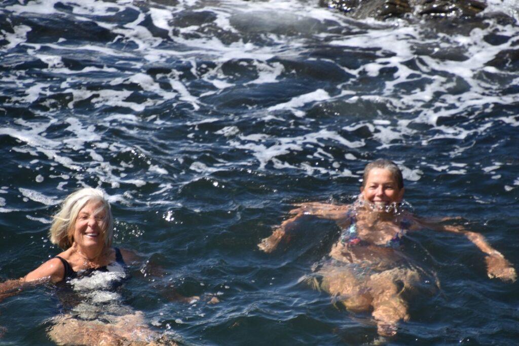 badjävlar på Knippla
