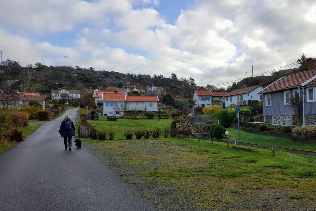 kolonistugor, vandring, Lilleby, Sillvik