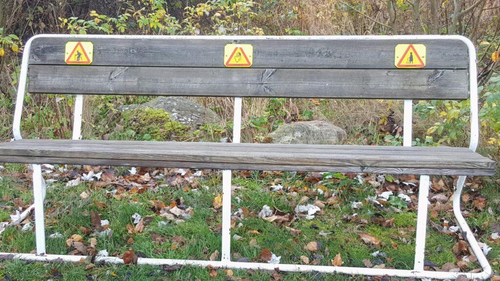 vila, återhämtning, bänk, Sillviks naturreservat, Göteborg
