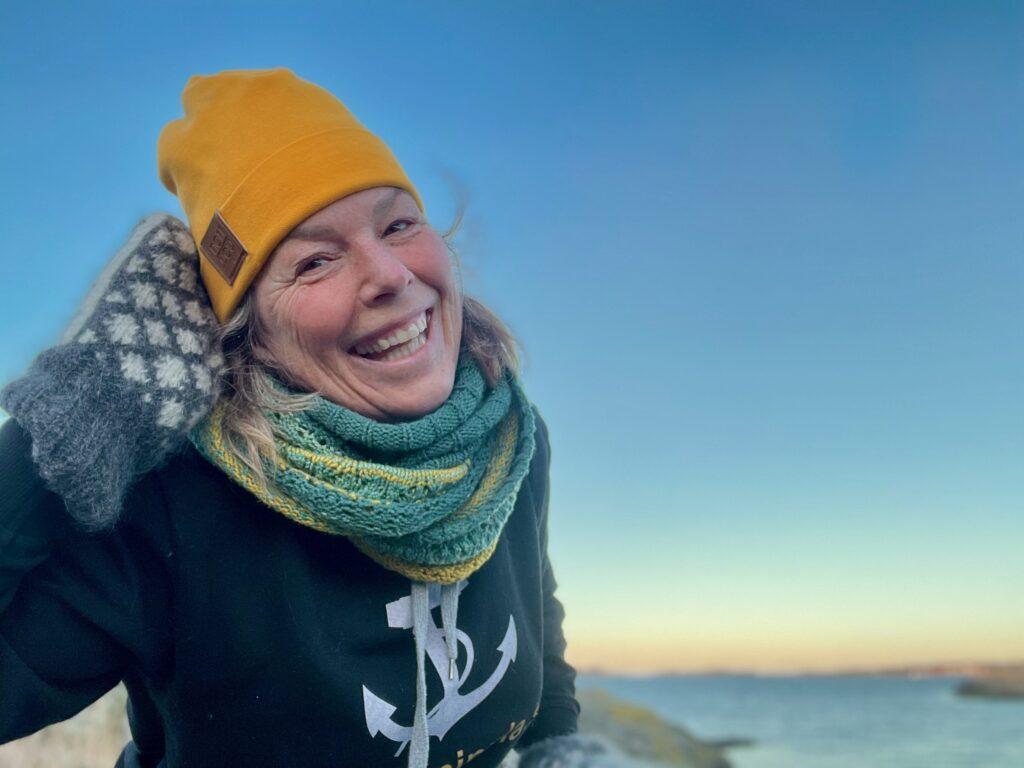 onlineföreläsningar om hållbar hälsa, Malin Lundskog, utonjut, knippla