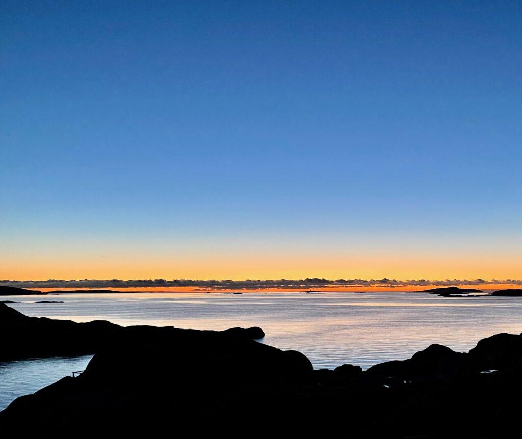 mitt liv på Knippla, utsikt, havet, västkusten