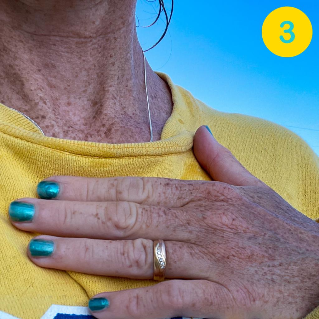 sju tips för ökad självkärlek och acceptans, andas, lugn, Malin Lundskog