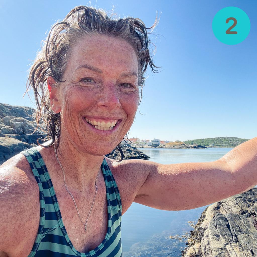 sju tips för ökad självkärlek och acceptans, badjävel, malin Lundskog