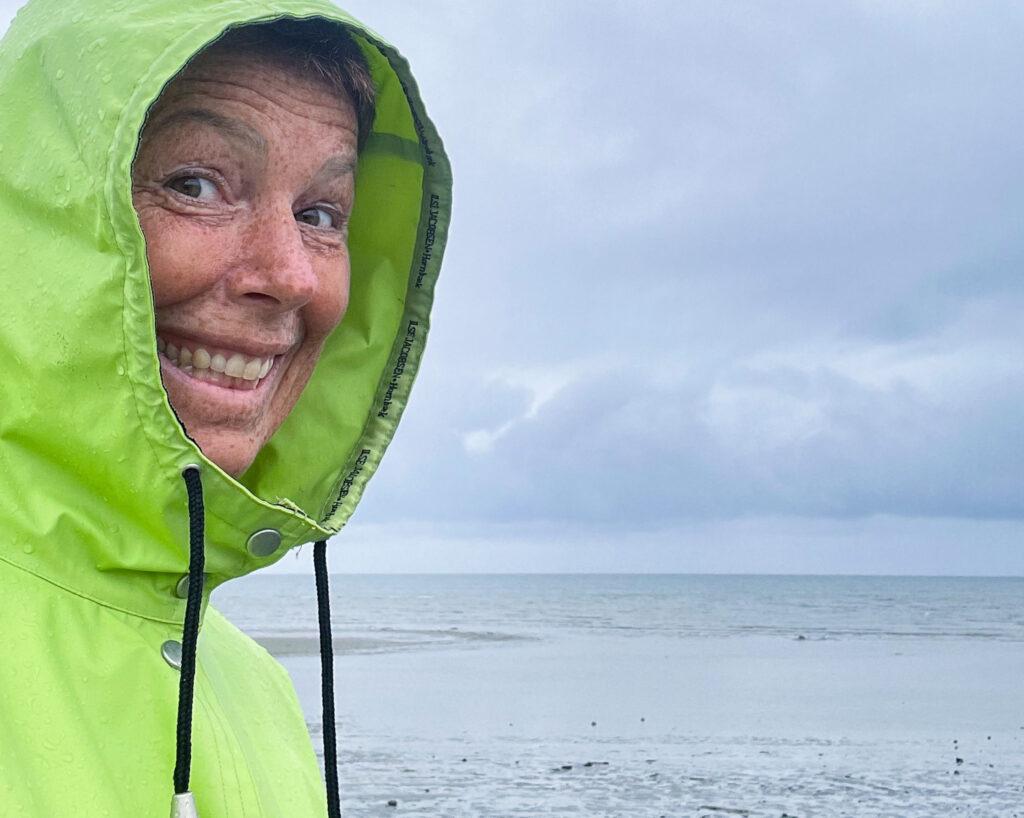 Och därför älskar jag alla väder, Malin Lundskog